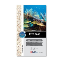 Red Sea Reef Base Ocean White (белый песок)