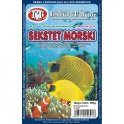 Ichthyo Trophic Sekstet morski 100g (набор)