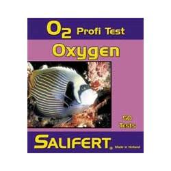 Тест Salifert Oxygen (O2) Profi Test