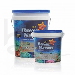 Морская соль Royal Nature Natural Sea Salt 23 kg