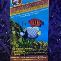 Brown Marine Algae (коричневые водоросли, 50 листов)