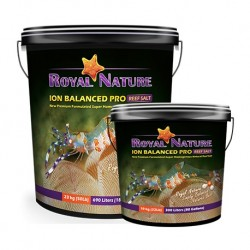Морская соль Royal Nature Ion Balanced Natural Sea Salt 10 kg