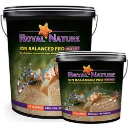 Морская соль Royal Nature Ion Balanced Natural Sea Salt 23 kg