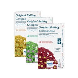 BIO-CALCIUM Original Balling Set (parts A/B/C), 3x1кг