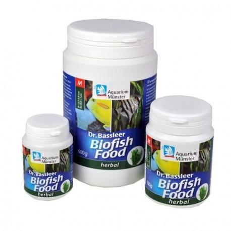 Корм для рыб, Dr. Bassleer Biofish Food herbal L