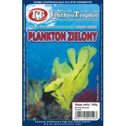 Ichthyo Trophic Plankton zielony 100g (зеленый планктон)