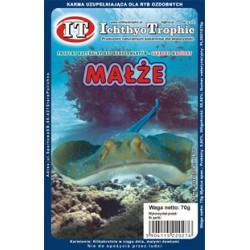 Ichthyo Trophic Malze 70g (гребешки морские)