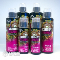 MICROBE-LIFT Vitamins & Amino Acids (витамины и аминокислоты для рифа)