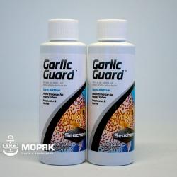 Seachem GarlicGuard (чесночное масло)