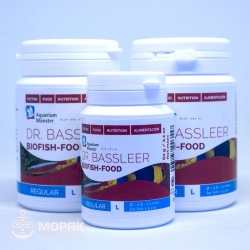Корм для рыб, Dr. Bassleer Biofish Food regular L