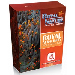 Тест Royal Nature Alkalinity Test Kit