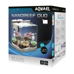AQUAEL Nano Reef Duo 35 (аквариумный набор 49 литров)