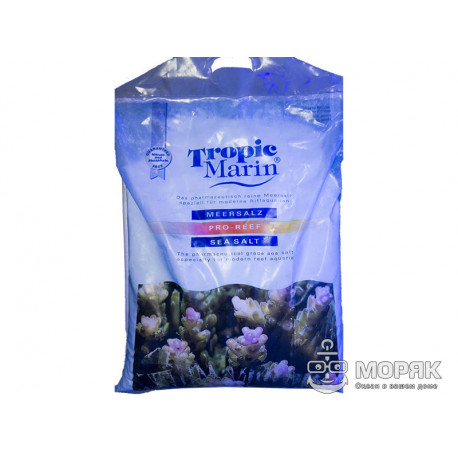 Tropic Marin PRO-REEF Sea Salt, 20кг (мешок)